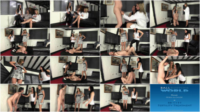 Ballbusting World - Fertility Treatment