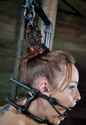 Return of the intense bondage and corporal punishment