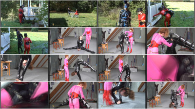 House Of Gord - Ivy's Morning Ride With Pony Girl Endza