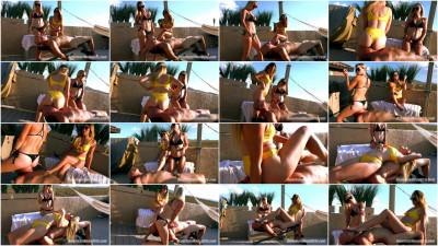 Princess Skylar - Bikini Butts Own You