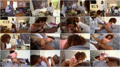 Kendall Woods Squirting ebony