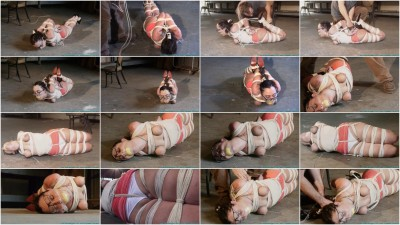 Roxanne Raes Tight Hogtie part 4