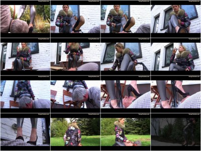Young Femdom - Cheleste's First Time