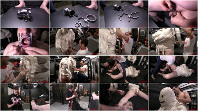 SeriousMaleBondage - Fun Times At Edge Dungeon Pt 1 And 2