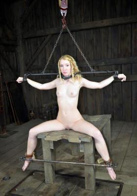 Morning hard BDSM