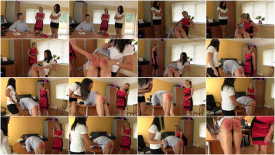 Mistress Nikki Whiplash - Naughty Boys Get Punished