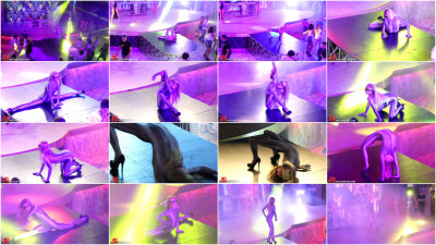 Tatjana - Show in the disco