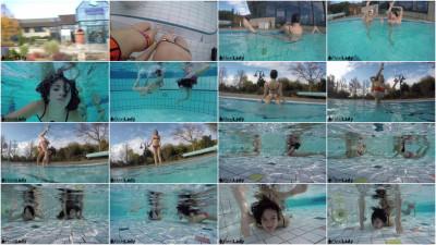 Melina, Schenja - Contortion under Water