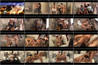 Bi Maxx vol.36 (spa, bisexual, blowjob, mmf)
