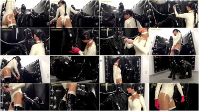 Rubber Special Scene 4 - Carmen Rivera
