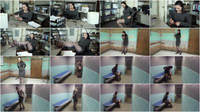 Anna Cuff Break At Work - HD 720p