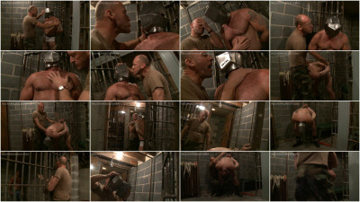 Bound Muscle - The Mountain Prison Part 4