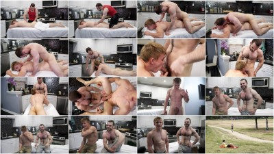 Randy Blue Abele Place Returns To Give Jake Davis A Bareback