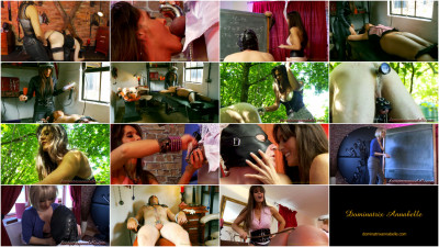 Dominatrix Annabelle Video Collection 5