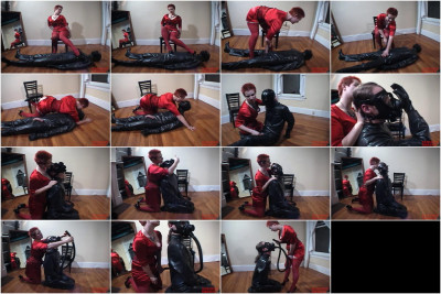 Heavy Rubber With Mistress Alice