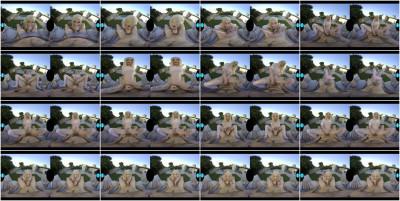 Outside For A Ride! — TS Jenna Gargles — Full HD 1080p