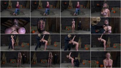 SexuallyBroken - Oct 10, 2014 - Big breasted blonde Darling trained for brutal deepthroat