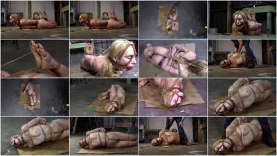 A Tight Box Hogtie for Ariel — Scene 3 - HD 720p