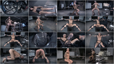IRestraints - Abigail Dupree, Bonnie Day and Pockit Fanes - FrankenSlave