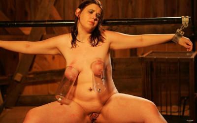 Vacuum pleasure for slave