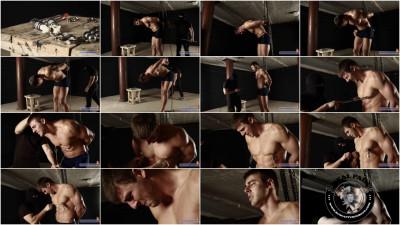 Rus Captured Boys - Gymnast Anton In Slavery Part 2