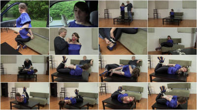 Elizabeth Andrews - Disgruntled Girlfriend - tied, real, vid, video