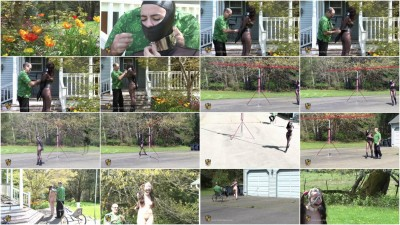 Houseofgord - Barbie Doll to Barefoot Training HD 2015