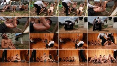 Rus Captured Boys - Trap For Escaped Captives Part 10