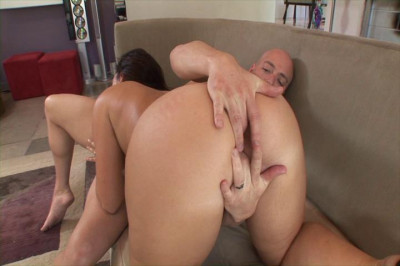 Download Big butt Brunette gets a monster fuck
