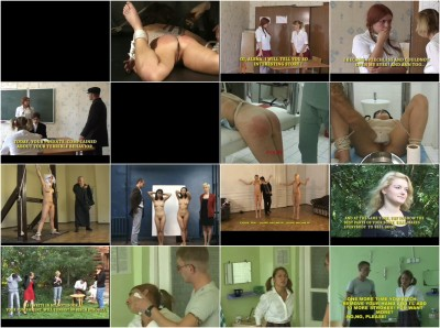 Russian Slaves Video Collection 4