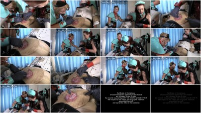 Mistresses Erika And Julia's Nasty Clinic - Signed Off HD