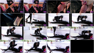 Catwoman Meets Batman — Scene 3 - HD 720p