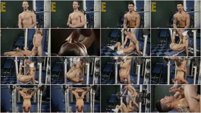 Asher Devin and Casey Everett The Gym — Part 2