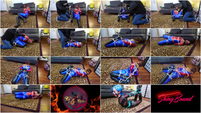 Ayla Aysel - Spidergirl in Peril