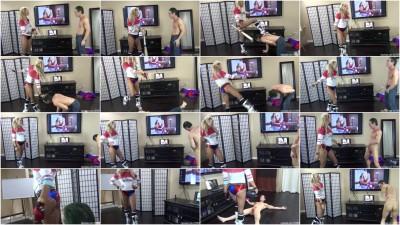 Harley Quinn Busts Mistah J's Balls