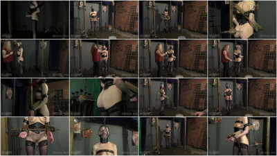 Abigail Dupree - Hot Walker in Bondage extended (2017) (bondage, master, new)