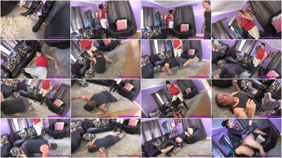 Embarrassing Beatdown & Strap-On!