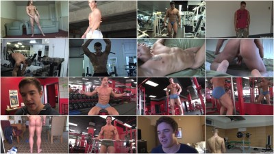 Absolutly New Collection 2017,PumpingMuscle - 20 Clips part 3.
