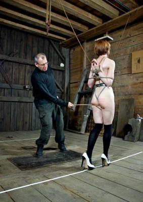 Slave on the walk