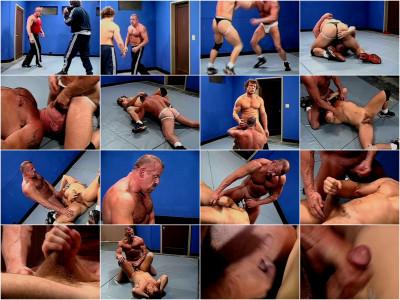 Mark & Chance Wrestle & Suck Cock
