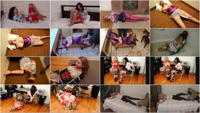 Bedroom Bondage Video Collection 5