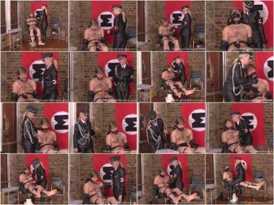 english stud sex domina (The Punishment Chair).