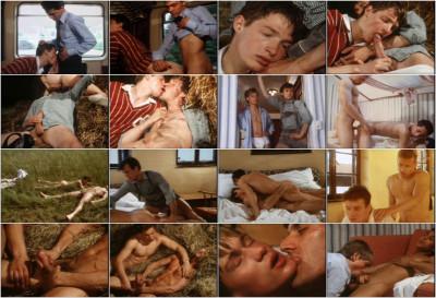A Summer Of Bareback Sex (1988) — Daniel Laruso, Nicolas Taieb, Jean-Francois Chambon