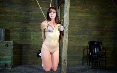 Best slave loves hard torture