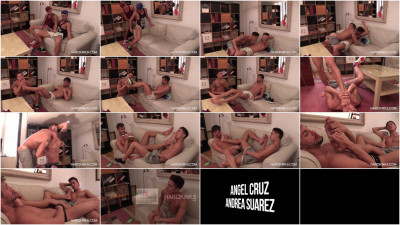 Hard Kinks - Feet Studs (Andrea Suarez, Angel Cruz)