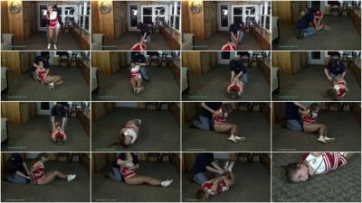 Rachel Adams - Cheerleader Bound In Speaker Wire And Struggling Full Version