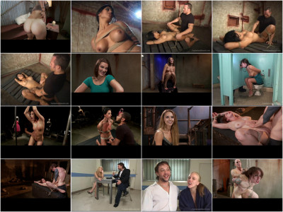 Fucked And Bound Video Collection 7