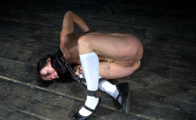 Sexy BDSM idyll