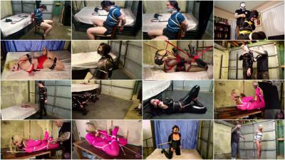 Shinybound — Bondage,BDSM,Slave Girl Pack 22