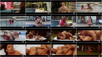 Canela Skin — Wet and wild FullHD 1080p